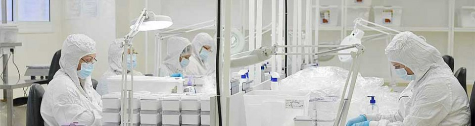 Technologically Advanced Cleanrooms and Filtration Systems