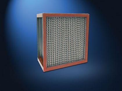 GH – High Temperature Filter